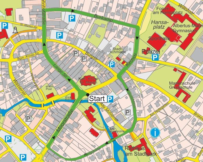 Eisenstadt_Rallye_Strecke